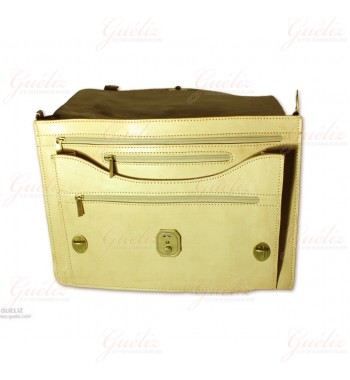 cartable roma beige