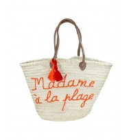PANIER ST TROPEZ ORANGE