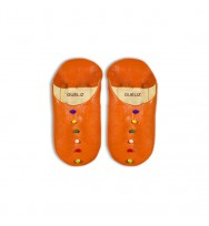 BABOUCHE KENZA ORANGE