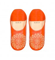 BABOUCHE BASMA ORANGE