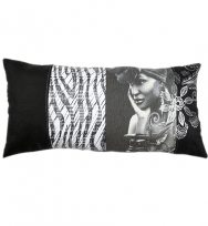 COUSSIN BOHEMIAN AFRICAINE