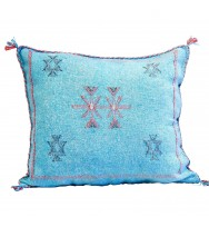 COUSSIN SABRA TURQUOISE