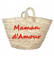 PANIER MEDINA MAMAN D AMOUR