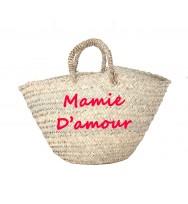 PANIER MEDINA MAMIE D'AMOUR