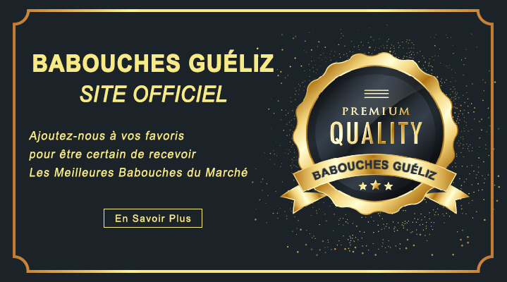 babouches Guéliz